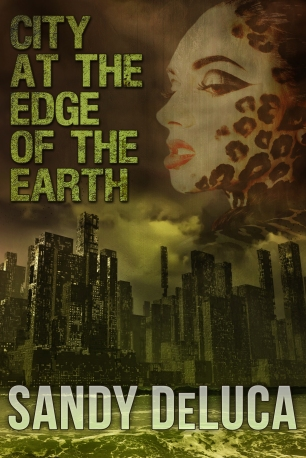 City at the Edge of the Earth cover