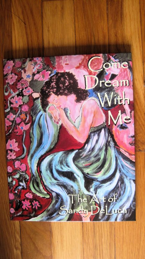 Dream front cover