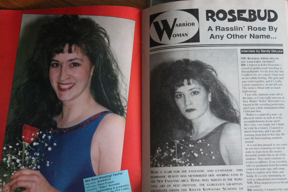 Ladies--Rosebud