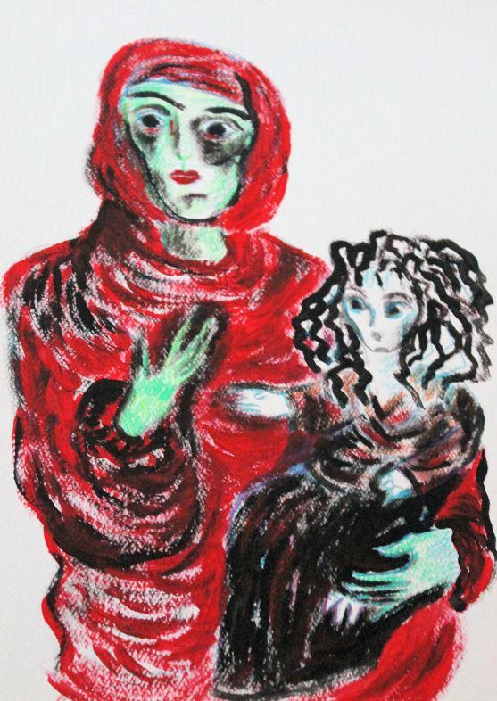 The Strega's Doll