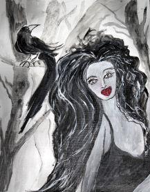 Whimsical Vampire