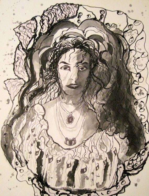 Woman Of Innsmouth