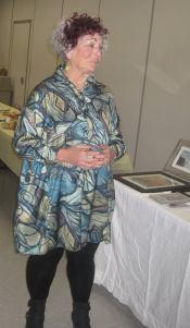 Barbara Rosenbaum, Assistant Curator at New Hope Art Gallery