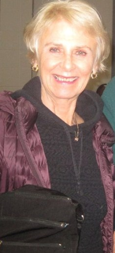 The always warm and friendly, Carol Scavotto.