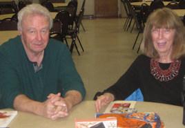 Bob Judge and Sandy DeLuca