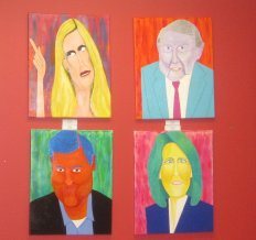 Ricky's Funky Paintings 2