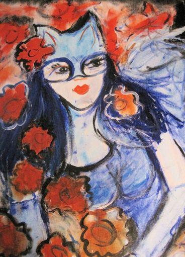 Cat Mask Girl