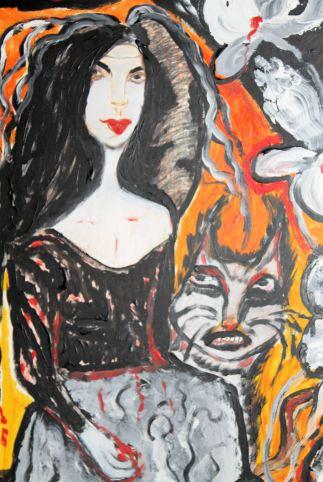 Goddesses-Bast