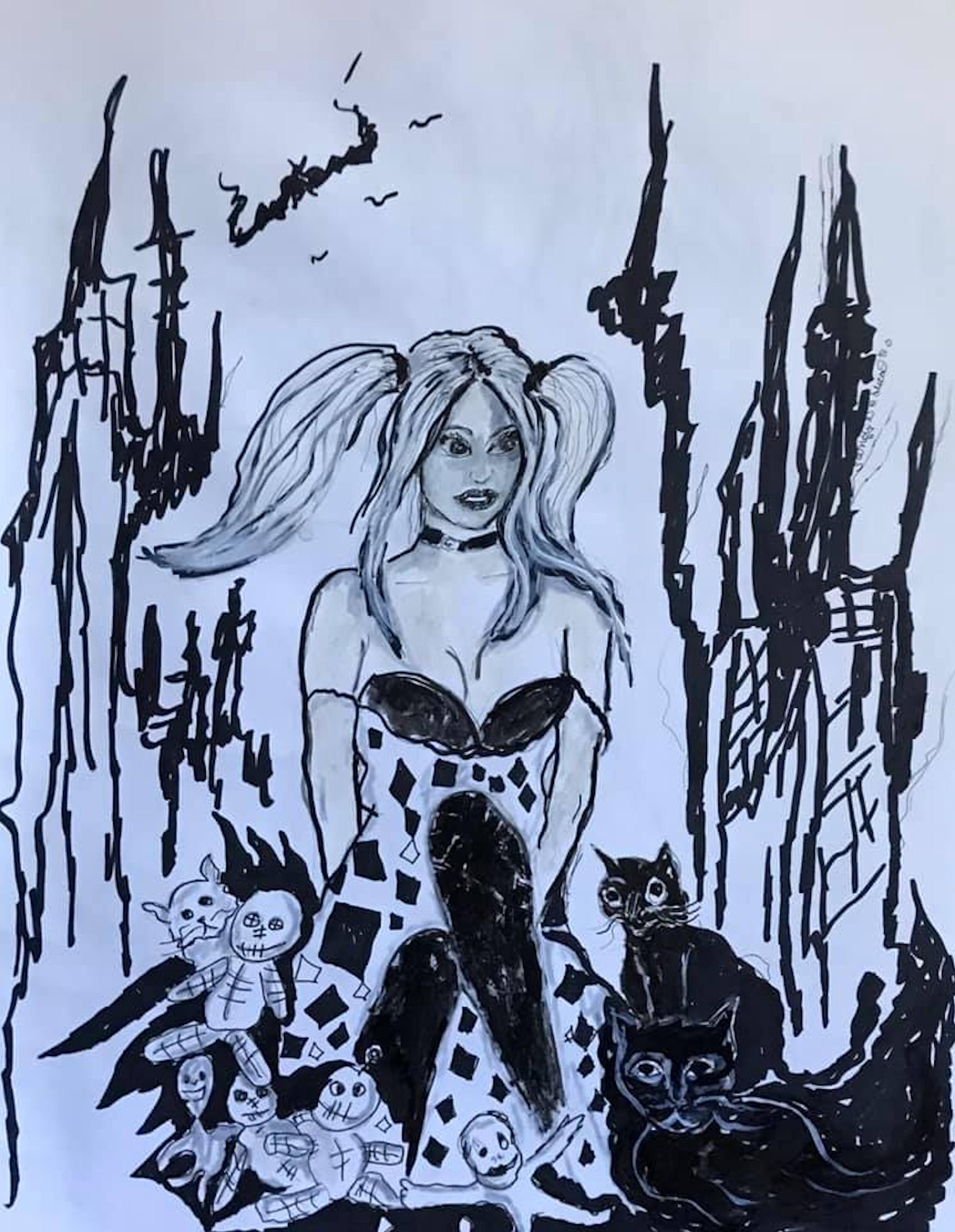 Harley Voodoo