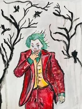 joker painting